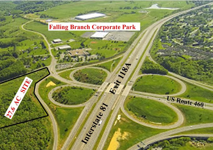 0 Falling Branch RD, Christiansburg, VA 24073