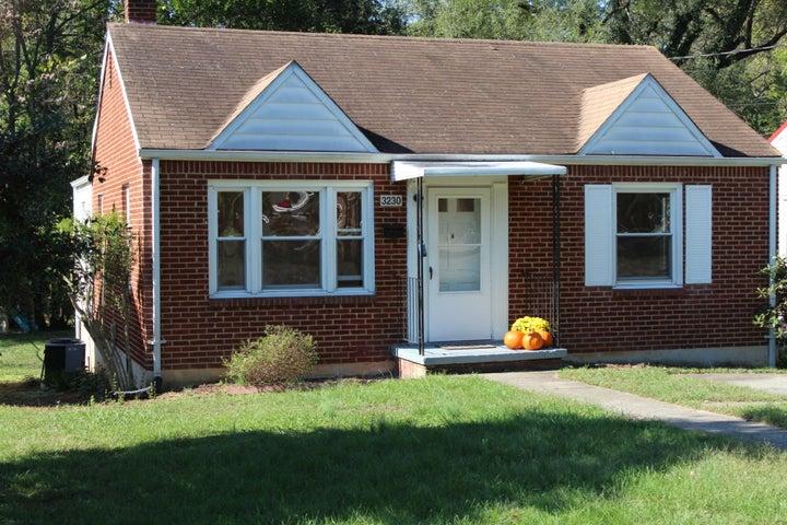 3230 Ellsworth ST NE, Roanoke, VA 24012