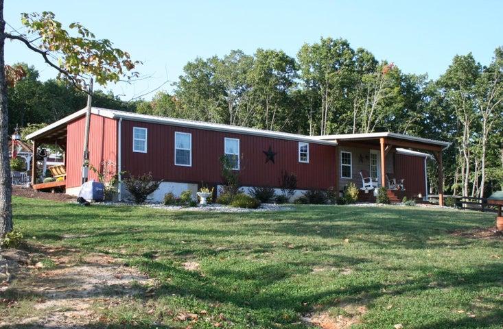 1076 Bobblett Gap RD, Montvale, VA 24122
