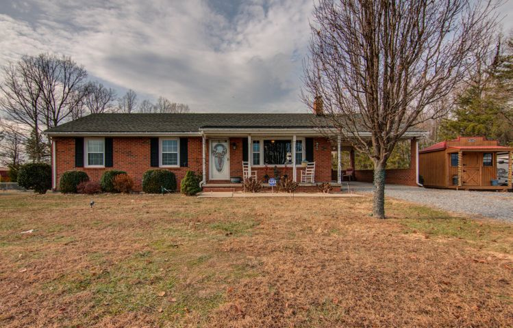 10567 Leesville RD, Lynch Station, VA 24571