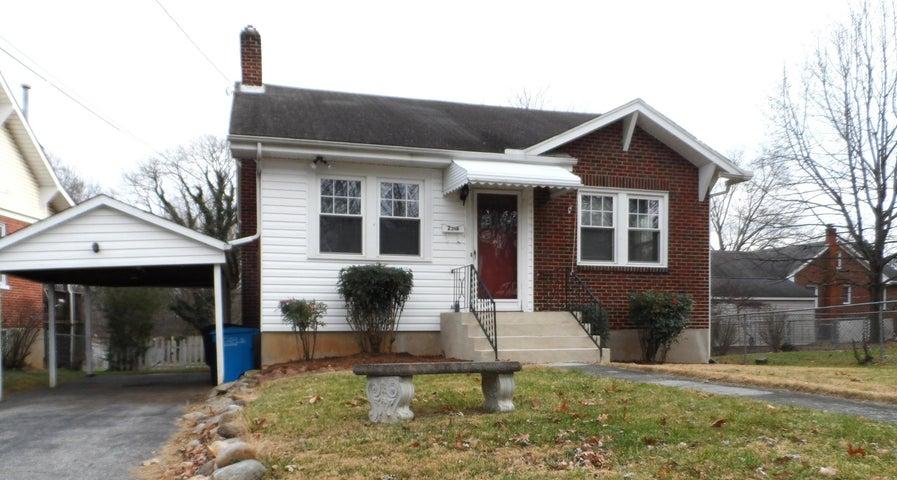 2518 Tillett RD SW, Roanoke, VA 24015