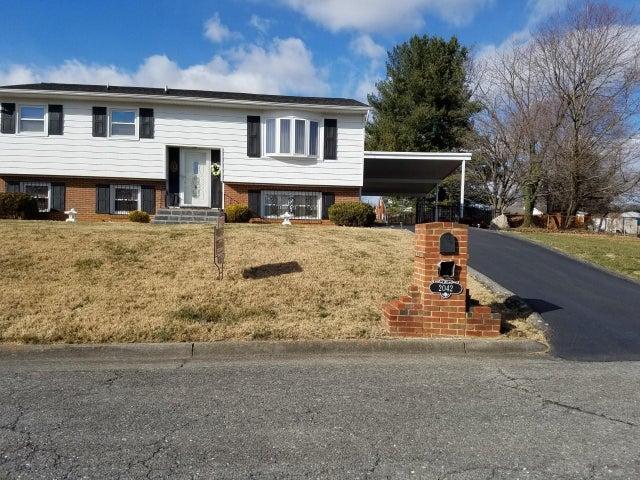 2042 Fairhope RD NW, Roanoke, VA 24017
