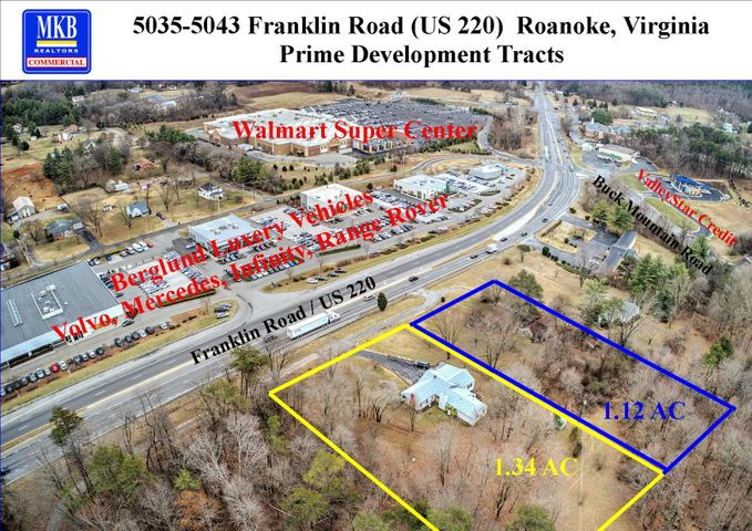 5035 Franklin RD, Roanoke, VA 24014