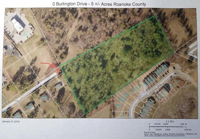 0 Burlington DR, Roanoke, VA 24019
