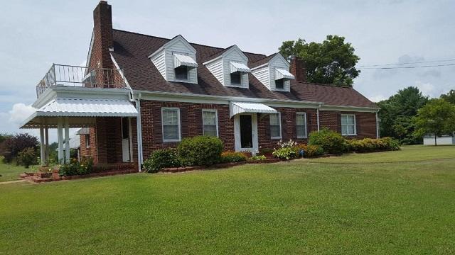 2576 Old Leaksville RD, Ridgeway, VA 24148