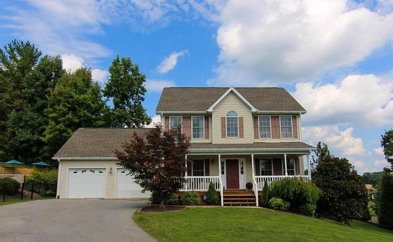 1365 Lakeridge CIR, Troutville, VA 24175