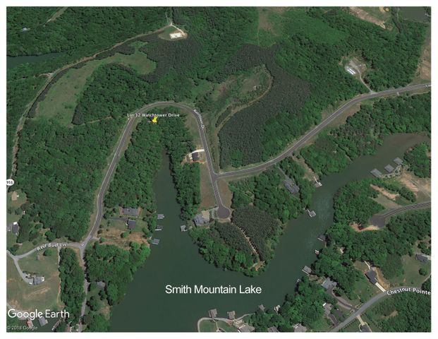 Lot 12 Watchtower DR, Moneta, VA 24121