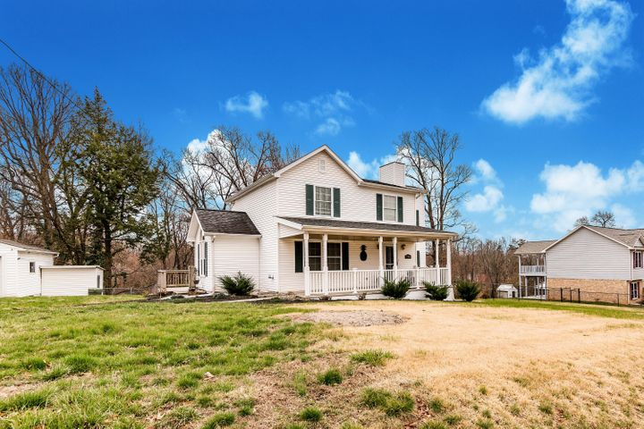 1746 Green Ridge RD, Salem, VA 24153
