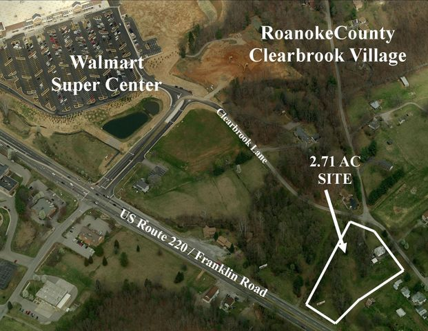5403 Clearbrook LN, Roanoke, VA 24018