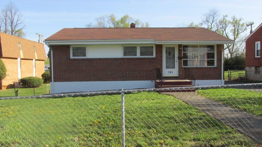 701 Drew AVE NE, Roanoke, VA 24012
