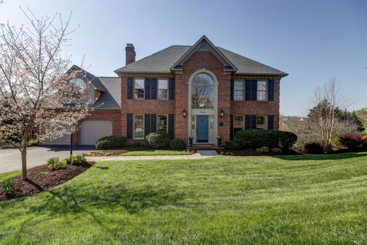 4582 Chippenham DR, Roanoke, VA 24018