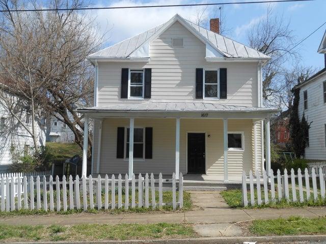 1617 Chapman AVE SW, Roanoke, VA 24016