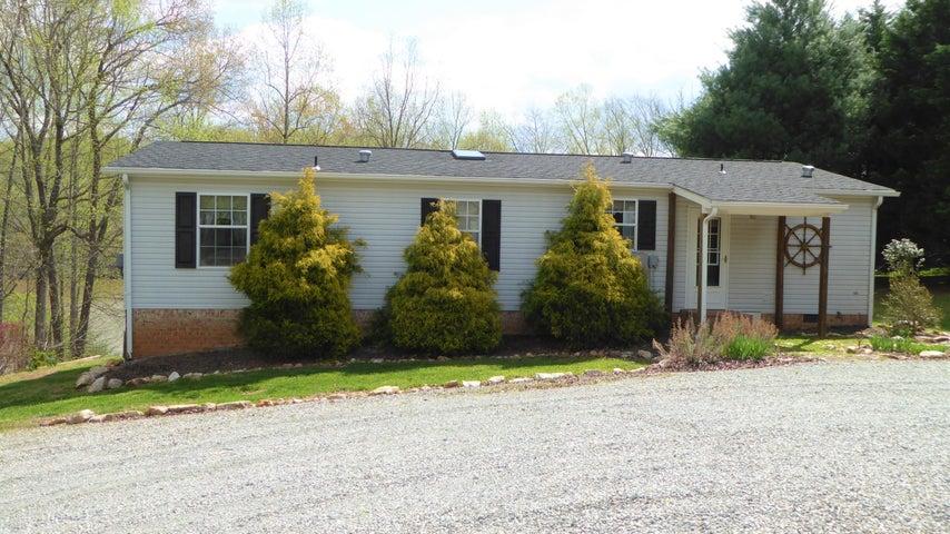 1290 CRAFTS CHURCH RD, Glade Hill, VA 24092