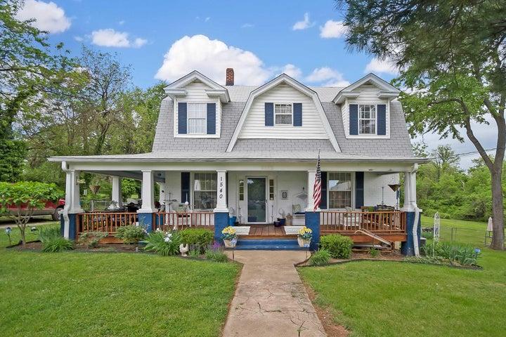1540 Lafayette BLVD NW, Roanoke, VA 24017