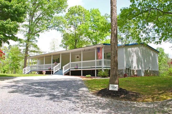 1154 Deer Ridge LN, Thaxton, VA 24174