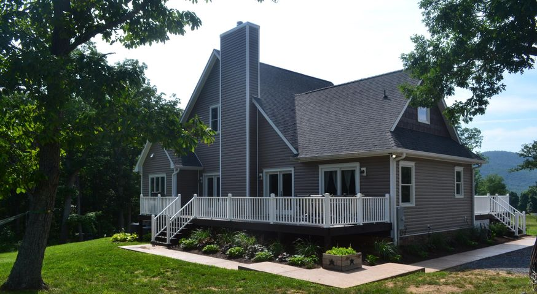 1547 Walnut Grove Church RD, Montvale, VA 24122