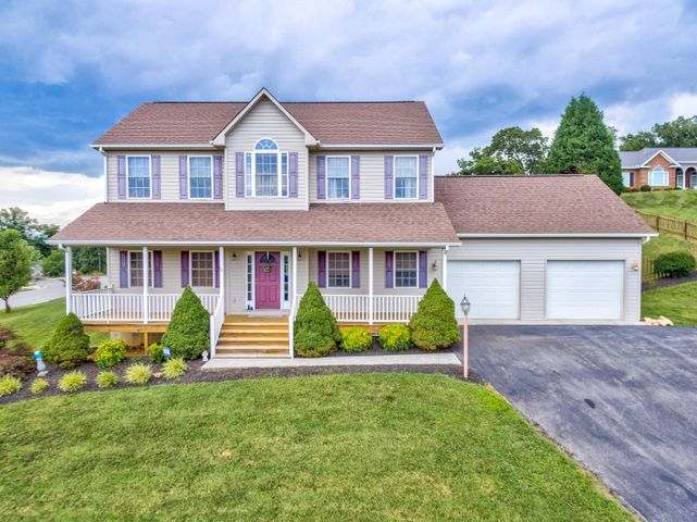 3547 Pinnacle Ridge RD NE, Roanoke, VA 24012