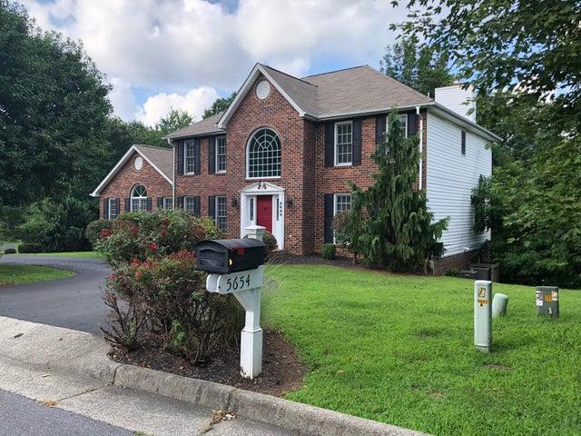 5654 Warwood DR, Roanoke, VA 24018