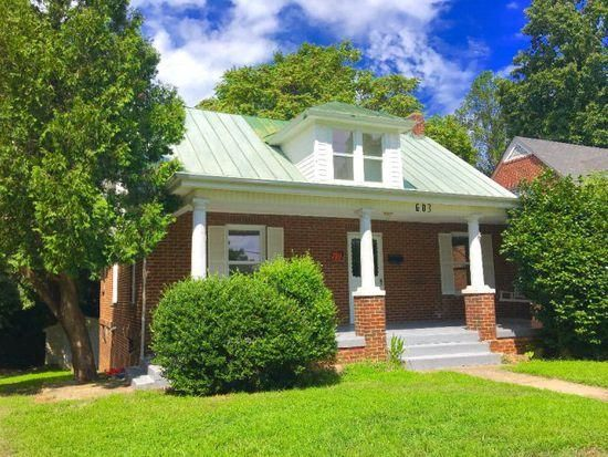 603 Forest ST, Martinsville, VA 24112