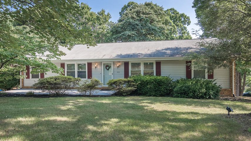 Well maintained one owner home
