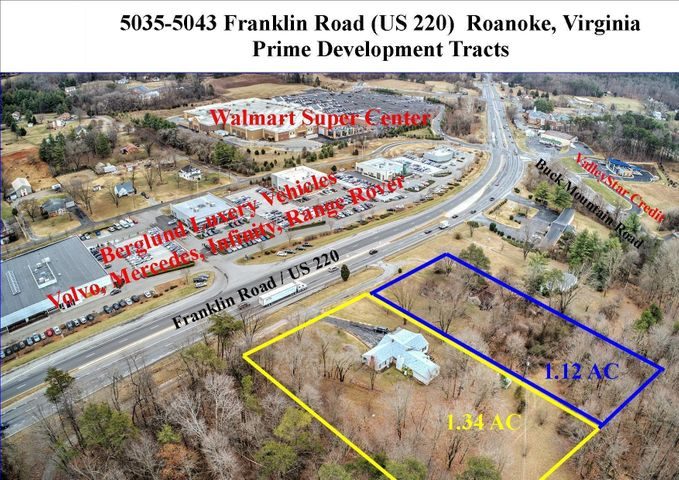 5043 Franklin RD, Roanoke, VA 24014