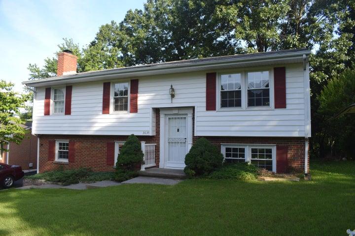 3635 Bunker Hill DR, Roanoke, VA 24018