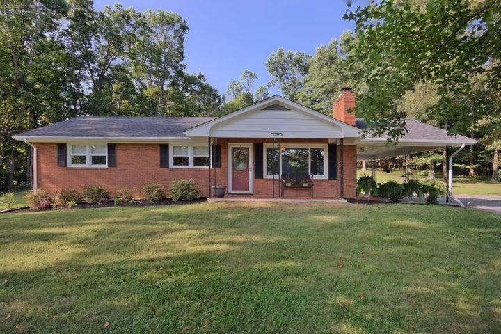 2144 Blue Ridge Springs RD, Blue Ridge, VA 24064