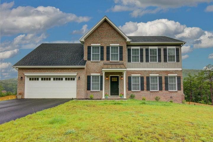 4255 Campbell View LN, Roanoke, VA 24018