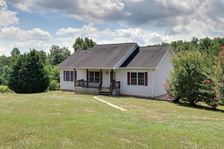 236 Waterfall LN, Glade Hill, VA 24092