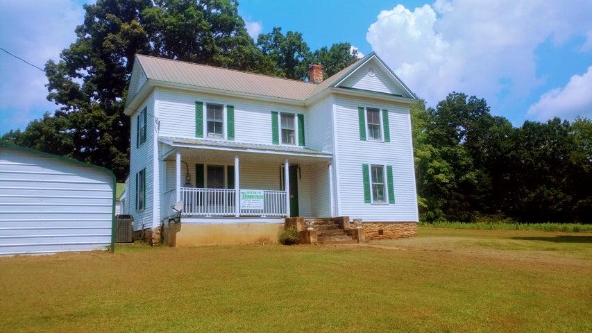 40 Rock Hill LN, Ferrum, VA 24088