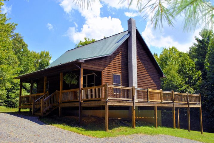 192 Meadows Farm RD, Willis, VA 24380