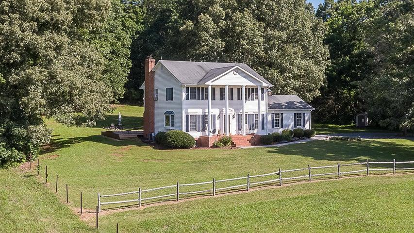 private, estate-style setting