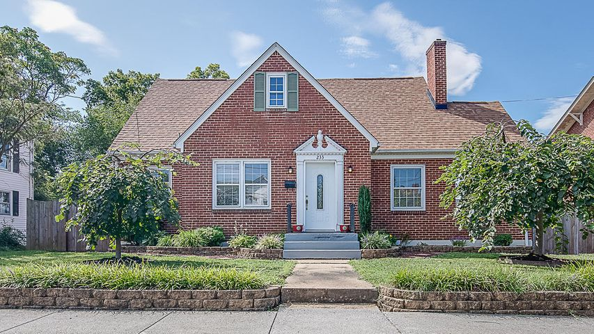 Adorable home with lots of charm and character in the Town of Vinton