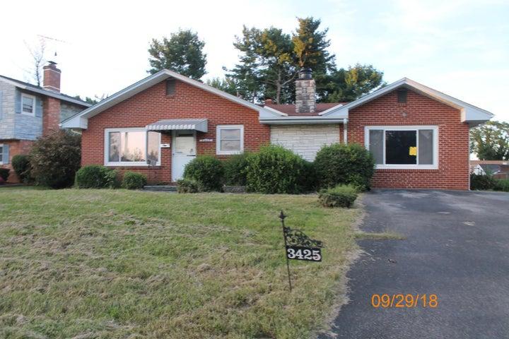 3425 Kershaw RD NW, Roanoke, VA 24017