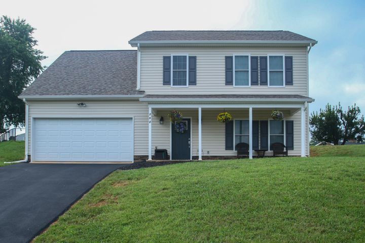 702 Bradford CIR, Salem, VA 24153