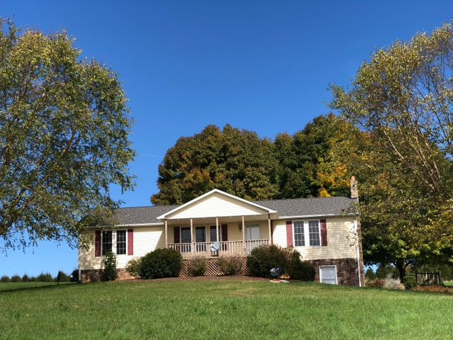 643 Shady Grove RD NW, Willis, VA 24380