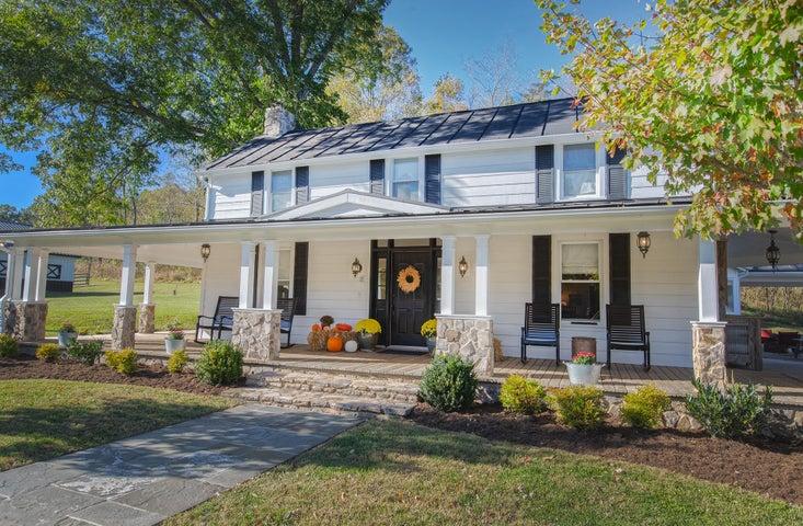 1413 Pollard RD, Montvale, VA 24122