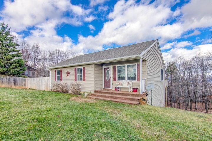 1021 Fosters Knob RD, Blue Ridge, VA 24064