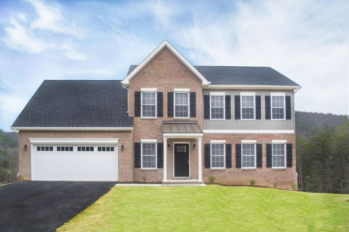 4280 Campbell View LN, Roanoke, VA 24018