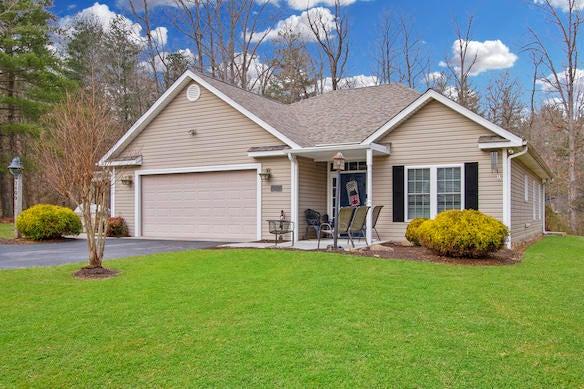 3409 Buckwood TRL, Salem, VA 24153