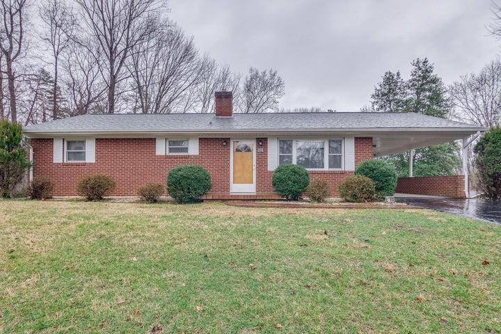 390 Franklin Heights RD, Bassett, VA 24055