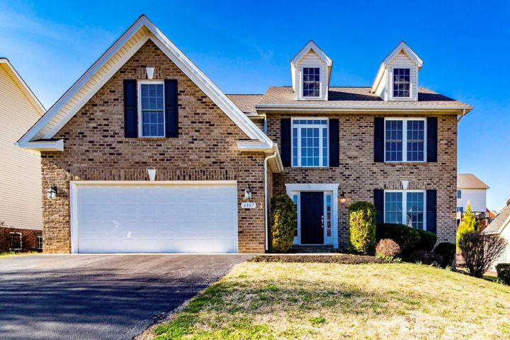 2367 Foxfield LN, Salem, VA 24153