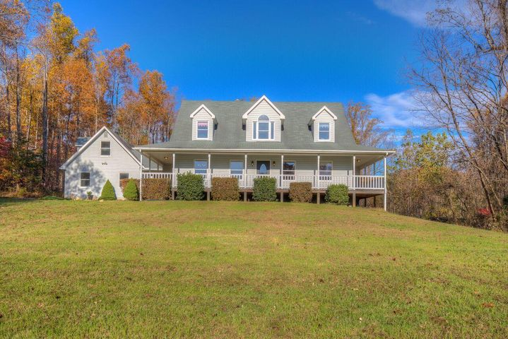 224 Shade Hollow RD, Blue Ridge, VA 24064