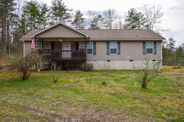 1853 Ball Park RD, Eagle Rock, VA 24085