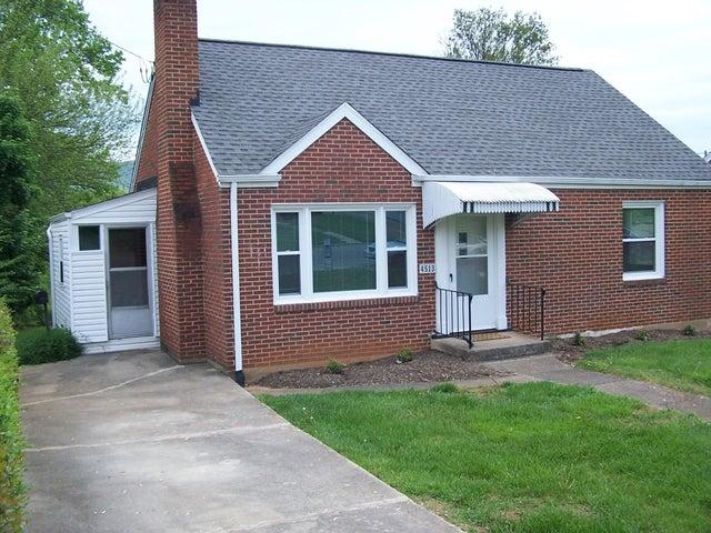 4513 Hazelridge RD NW, Roanoke, VA 24012
