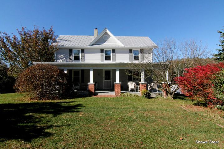11729 Countyline RD, Bent Mountain, VA 24059