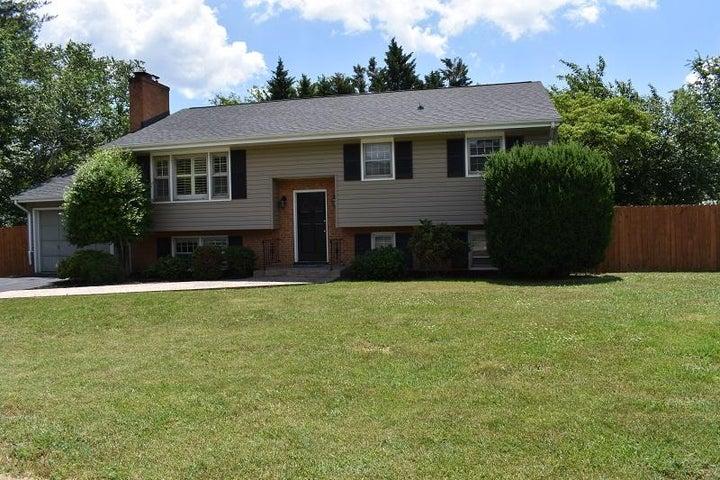 608 W Carrollton AVE, Salem, VA 24153