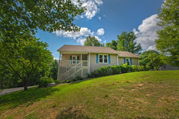 located in the Blue Ridge area of Botetourt County