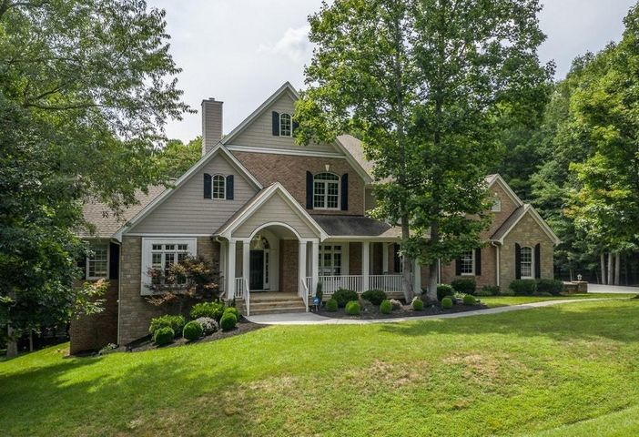 5440 Ridgelea Estates DR, Roanoke, VA 24018