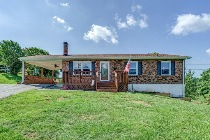 711 Mountain Pass RD, Blue Ridge, VA 24064